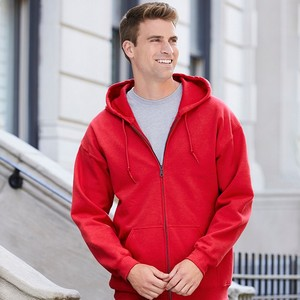 Gildan Heavy Blend Full Zip Hooded Sweatshirt