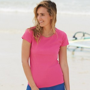 Fruit Of The Loom Ladies Valueweight T-shirt