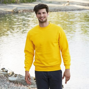 FRUIT OF THE LOOM CLASSIC MENS SET-IN SWEAT