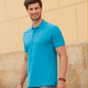 Fruit Of The Loom Mens Premium Polo Shirt