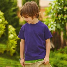 FRUIT OF THE LOOM KIDS VALUEWEIGHT T-SHIRT