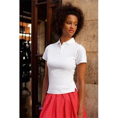 Fruit Of The Loom Lady-Fit Polo Shirt