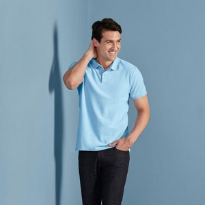 GILDAN SOFTSTYLE ADULT DOUBLE PLIQUE POLO