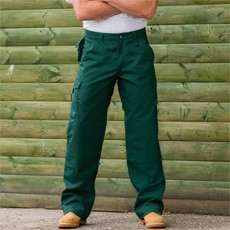 Russell Mens Heavy Duty Workwear Combat Trousers