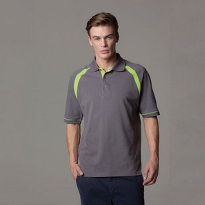 KUSTOM KIT MENS OAK HILL POLO SHIRT