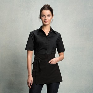 KUSTOM KIT LADIES SHORT SLEEVED BAR SHIRT