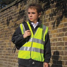 Result Junior Hi-Vis Vest