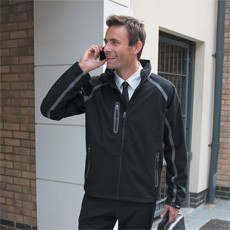 Result  Signature Soft Shell Jacket