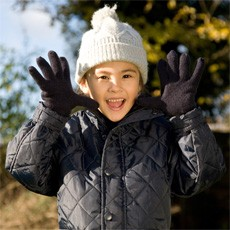 Result Winter Essentials Junior Classic Fully Lined Thinsulate™ Gloves