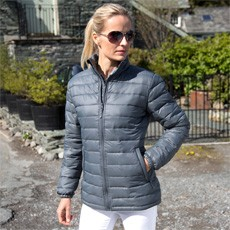 RESULT WOMENS ICE BIRD PADDED JACKET