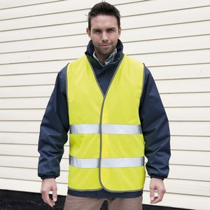 RESULT CORE HIGH VIZ MOTORIST SAFETY VEST