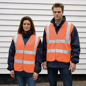 RESULT CORE SAFETY HIGH VIZ VEST
