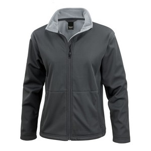 RESULT CORE WOMENS SOFT SHELL JACKET