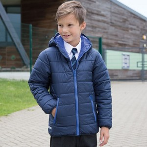 RESULT YOUTH PADDED JACKET
