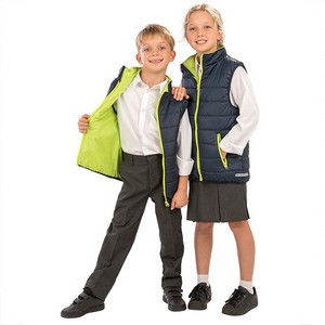 Result Junior Padded Bodywarmer