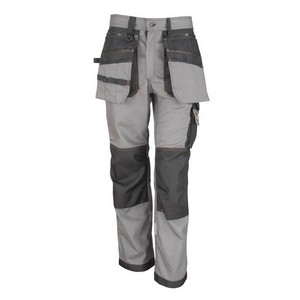 RESULT WORK-GUARD X-OVER HOLSTER TROUSER WITH CORDURA