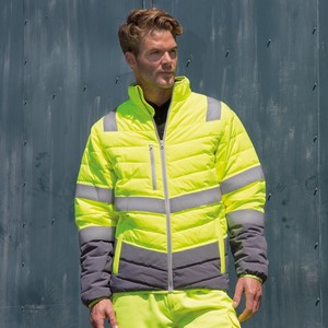 Safe-Guard Soft Padded Safety Jacket