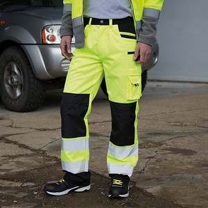 Result Safe-Guard Safety Cargo Trouser