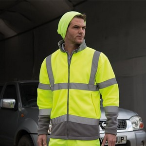 SAFETY MICROFLEECE