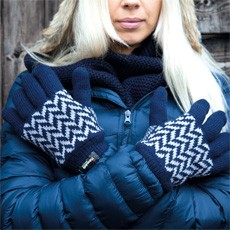 Result Headwear Pattern Thinsulate Glove