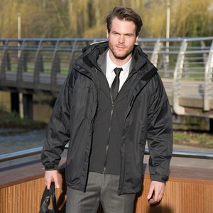 RESULT 3-IN-1 JOURNEY JACKET WITH SOFT SHELL INNER