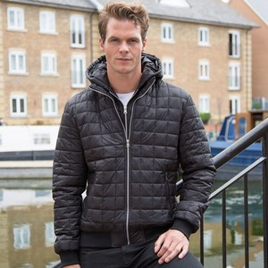 Result Urban Stealth Hooded Jacket