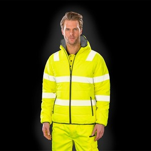 Result Genuine Recycled Safe-Guard Ripstop Padded Safety Jacket