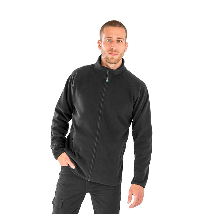 Result Genuine Recycled Fleece Polarthermic Jacket