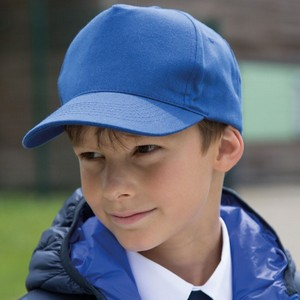 Result Headwear Junior Boston Printers Cap