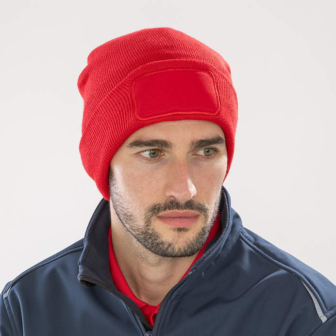 Result Genuine Recycled Printers Thinsulate Beanie