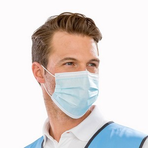 Result Hygiene Essentials Disposable 3 Ply Type IIR Medical Mask (box of 50)
