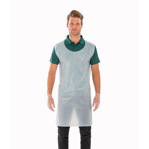 Result Hygiene Essentials Disposable Apron (Box of 100)