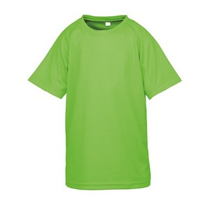 SPIRO JUNIOR PERFORMANCE AIRCOOL TEE