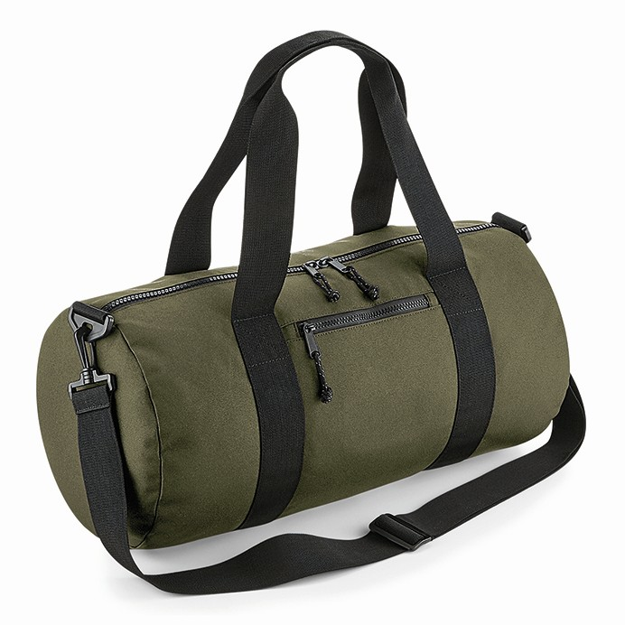 Bagbase Renew Recycled Barrel Bag
