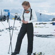 RESULT LADIES SKI TROUSERS