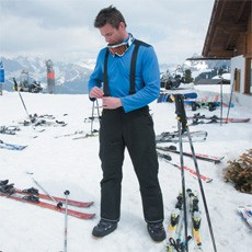 RESULT MENS SKI & COLD PROTECT TROUSERS