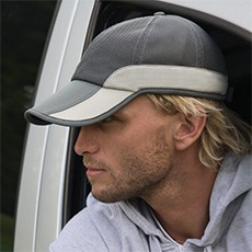 Result Headwear Addi Mesh Cap With Underpeak Mesh Pocket