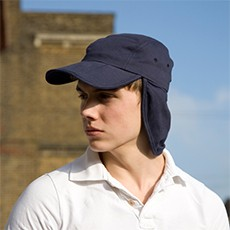 Result Headwear Fold Up Legionnaires Cap